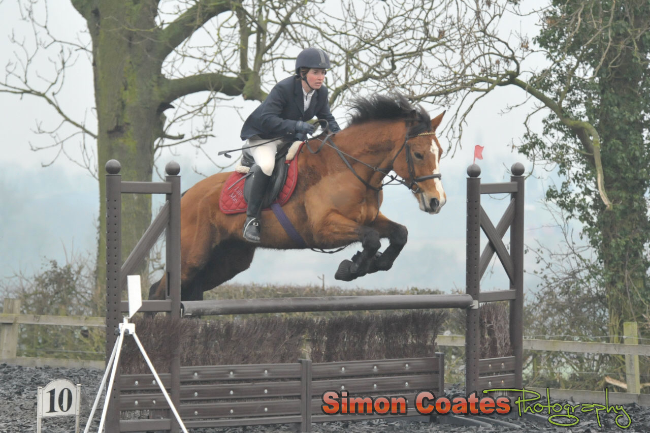 Show jumping from High Cross Equestrian Centre
