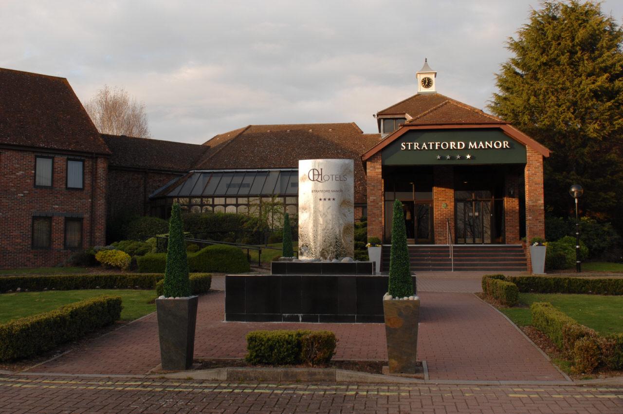 Stratford Manor Hotel