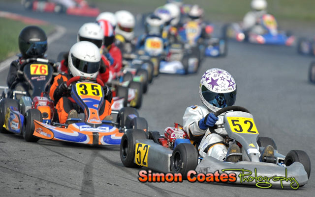 Karting Photo from Rissington 6 May 2012
