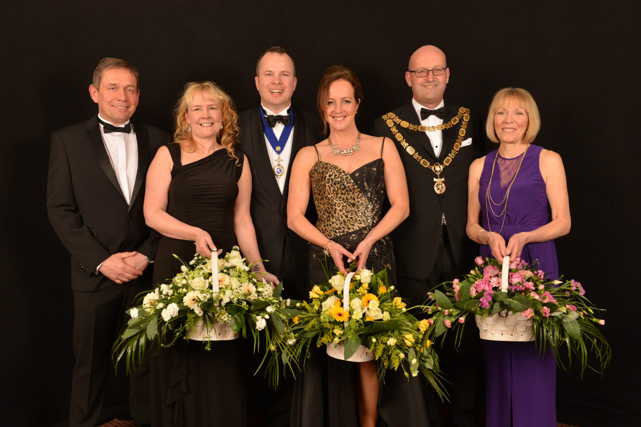 Coventry District Funeral Directors dinner
