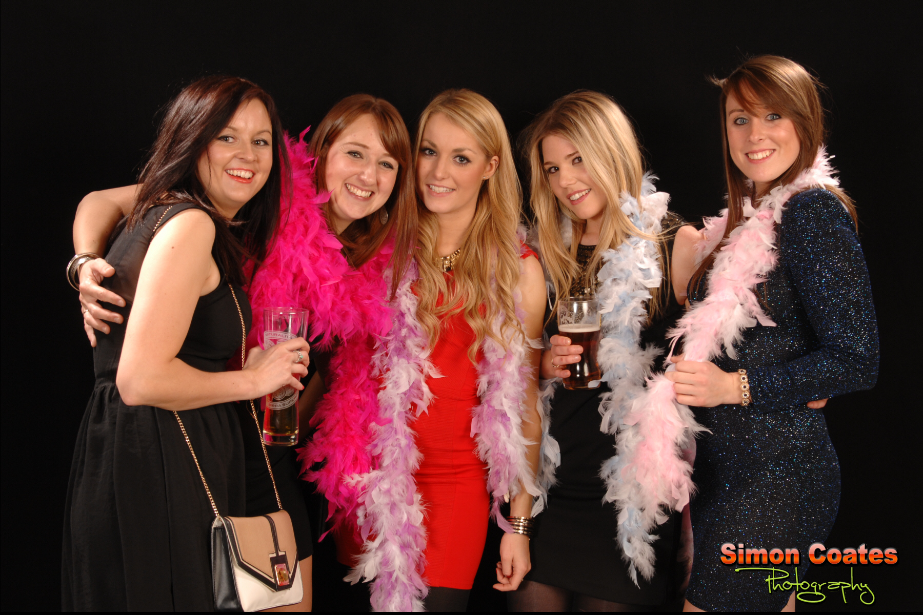 Christmas Party Photography in Solihull