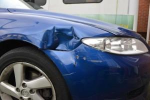 Sainsbury's car wash damage