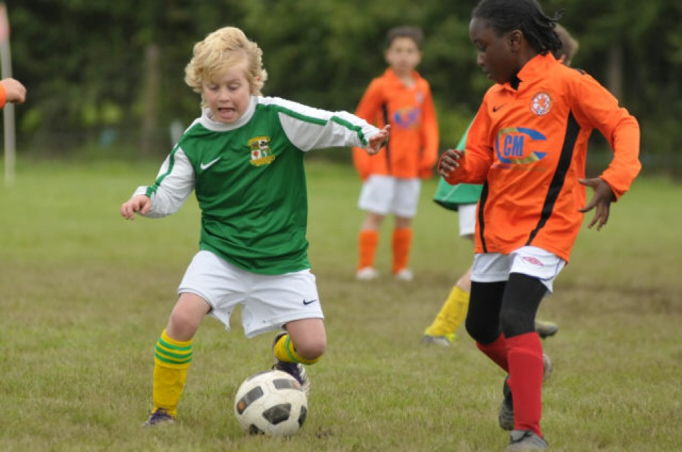 Leamington Hibs Football Tournament 2012