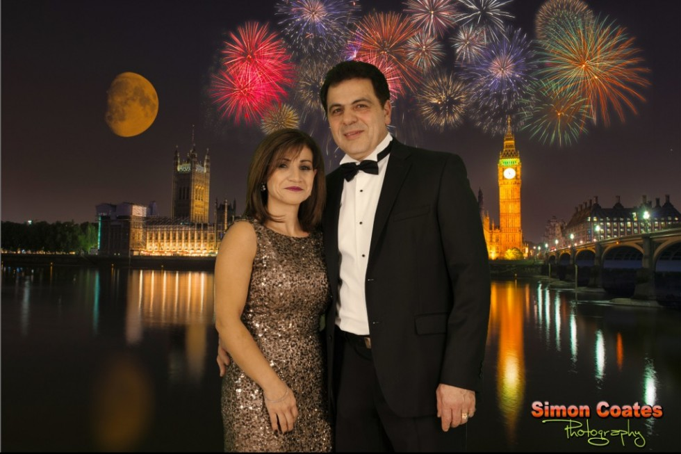 Greek Community New Years Eve Ball