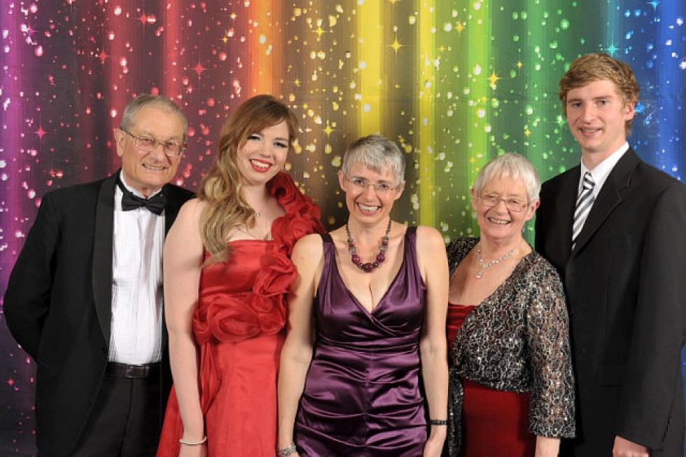 Kidney Research Ball Photos