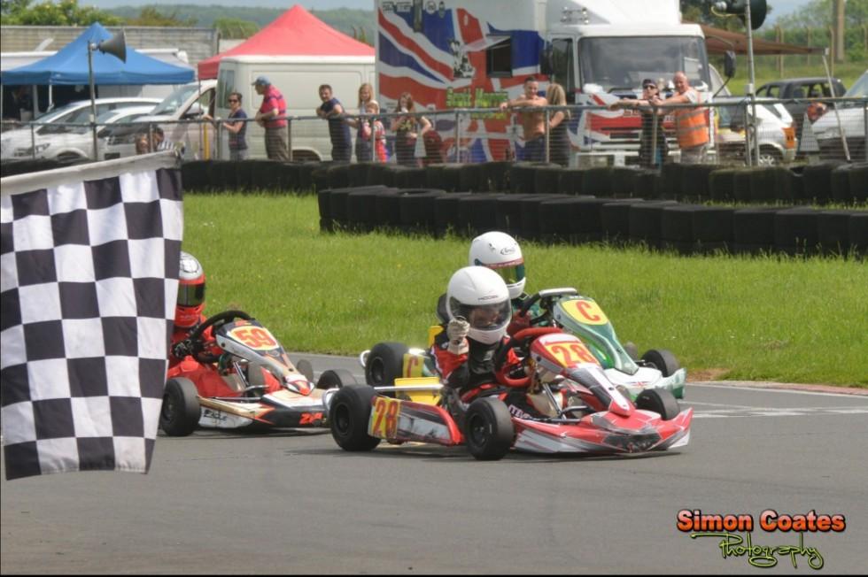 Midland Karting Championships 2014