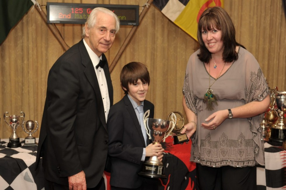 Rissington Kart Club Awards Dinner, 2012
