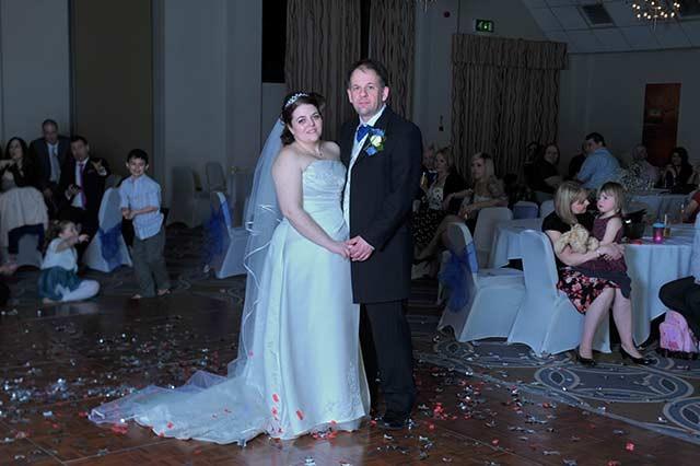 Anita & Simon's Wedding