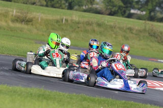 Midland Karting Championships 2012