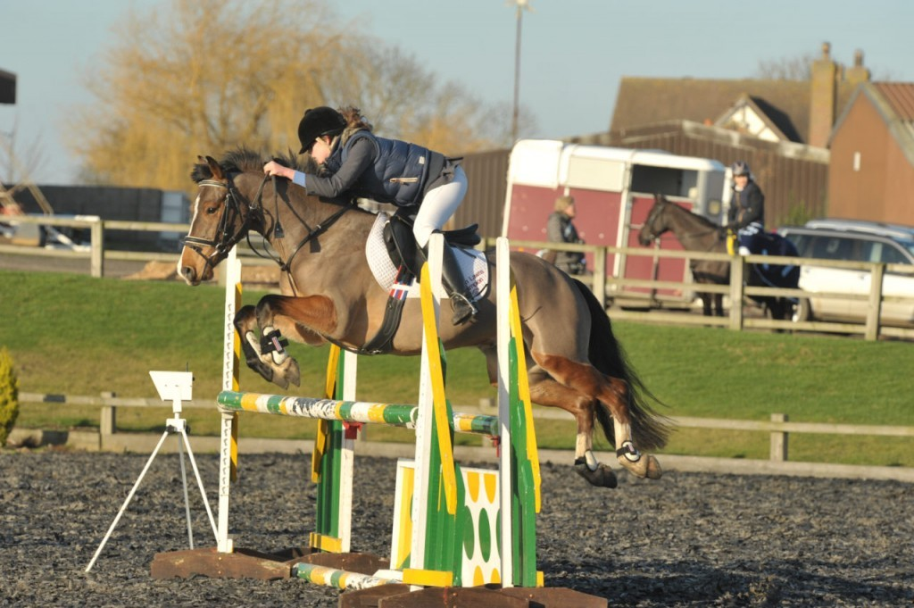 High Cross Unaffiliated Show Jumping – 15 Jan 2012