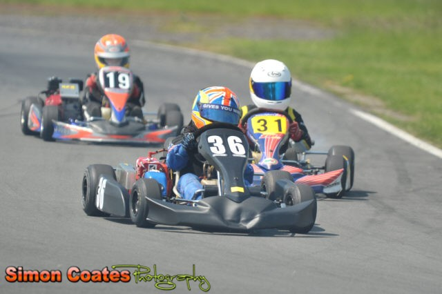 Rissington Kart Club 27 May 2012