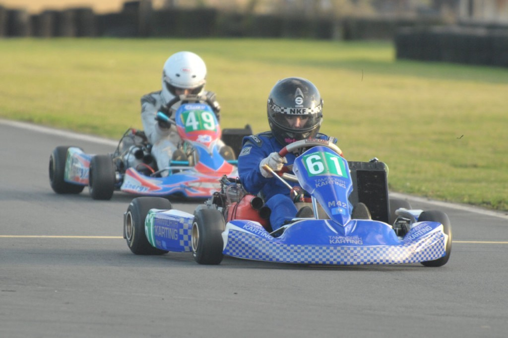 Photos from Rissington Kart Club, November