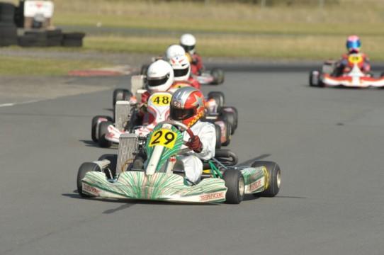 Rissington Kart Club, Round 8. October 2011