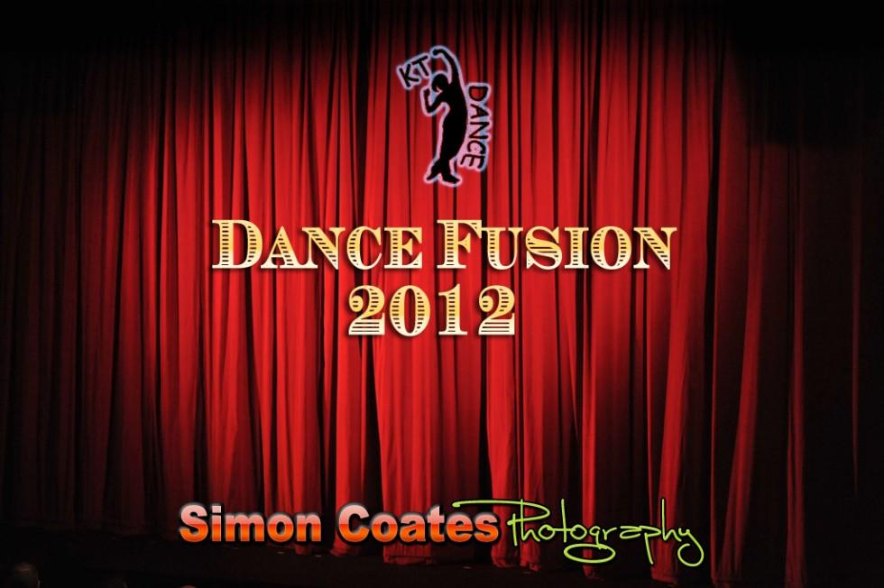 KT Dance School – Dance Fusion 2012