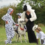 Fancy Dress at the Lapworth Horse Show