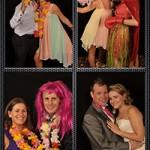 Wedding booth hire photo sample
