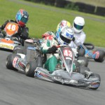 RAF Karting Championships at Rissington Kart Club