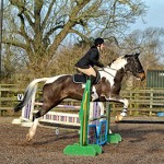 Show jumping photos from Hartshill Riding Club
