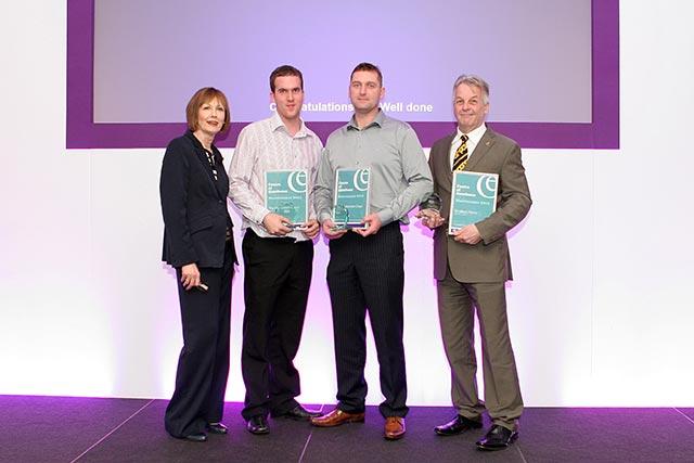 Awards photography in Warwickshire