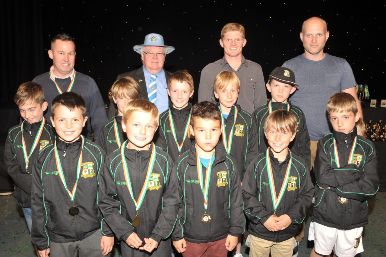 Leamington Hibs Presentation Photo