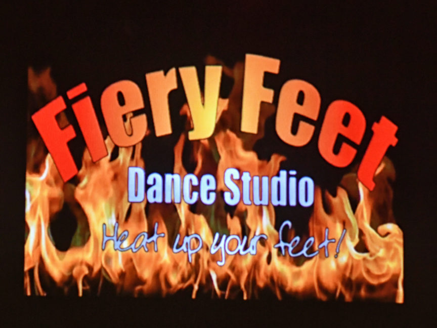 Photos from the Fiery Feet Dance Show