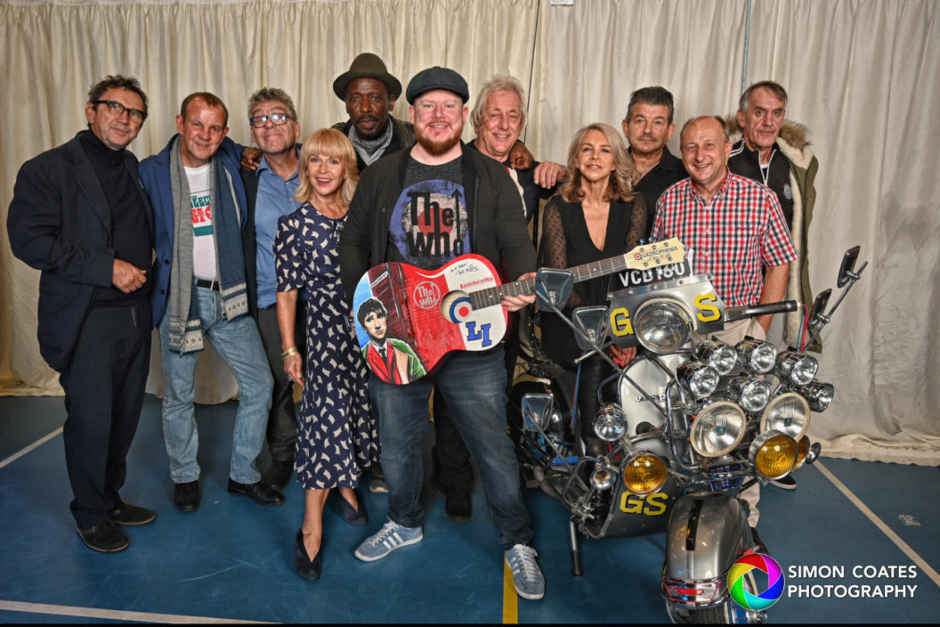 Quadrophenia 40th Anniversary Comic Con